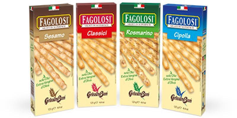 FAGOLOSI 125g PACKS