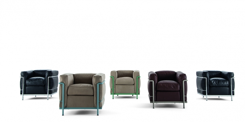 The LC Collection, authentic icons of Modern design