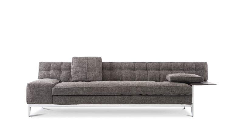 Volage EX-S, a versatile sectional sofa