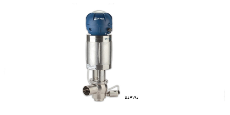 DOUBLE SEAL: BZAW3 SERIES