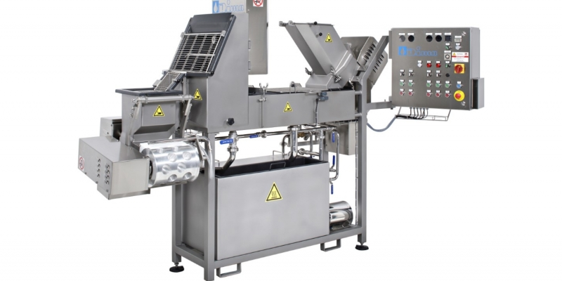 """DIMA COOKER-STRETCHER & MOULDER, """"ALL IN ONE"""" COMPACT MACHINES"""