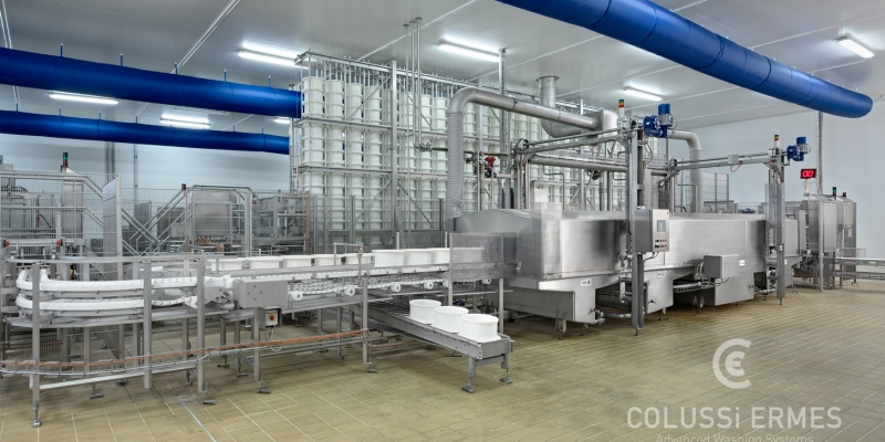 BLOCK MOULD WASHING SYSTEMS