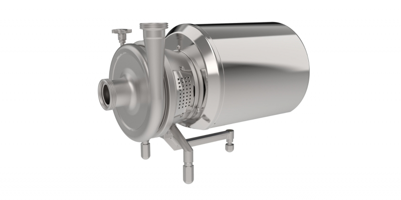 CS - Modular centrifugal pump series with superior finishes, efficiency and performance