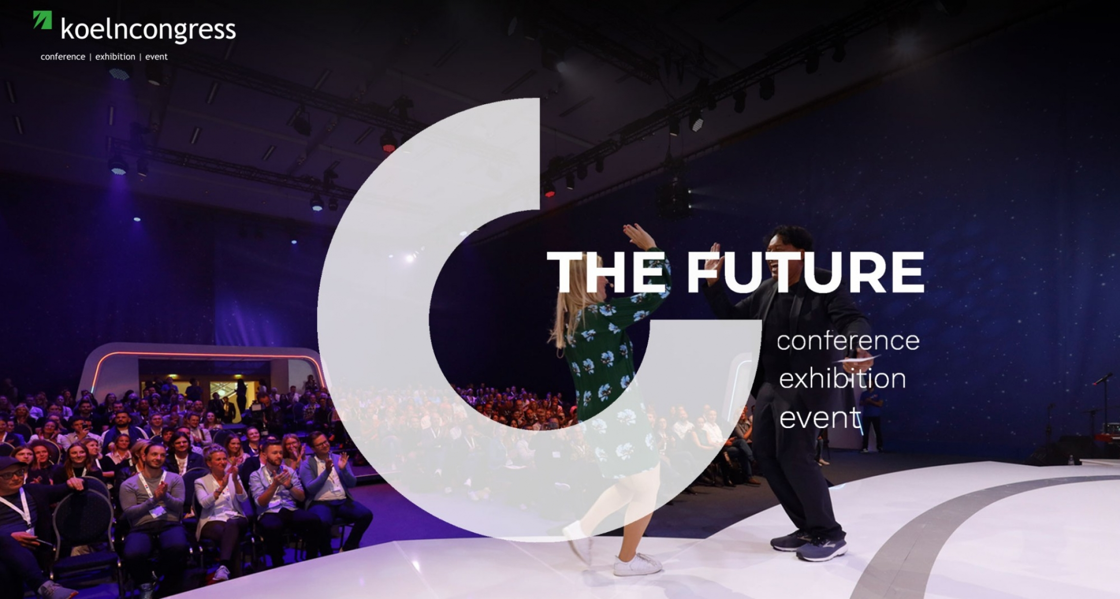 Il nuovo Koelncongress - conferenze, fiere, eventi del futuro